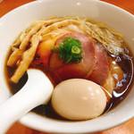 105502011 - 特製醤油らぁ麺1000円