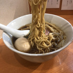 105502014 - 特製醤油らぁ麺1000円