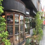 米day no.1 - とてもお洒落な出窓ですね。