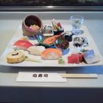 司寿司 - 料理写真:ランチ1,520円(税込)