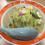 長崎ちゃんめん - 野菜たっぷりちゃんめん(¥745)