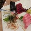 佐海たちばな - 料理写真:本マグロ三種盛り