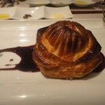 ビストロ ダイア - フォアグラと黒トリュフのパイ包み焼き