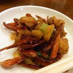 XI'AN - 鶏肉の唐辛子炒め