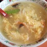 105515693 - 玉子スープ