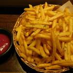 お好み焼き食べ放題 大地の宴 - フライドポテト付(たこ焼き食べ放題)