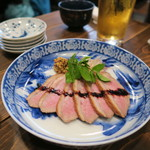 Sobadosanjin - 鴨ロース