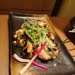 koshitsuizakayatorijuubee - 鶏の西京焼き