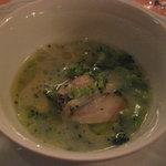 10552523 - 蛤とブロッコリーのミネストラ