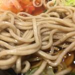 名代 富士そば - 蕎麦アップ