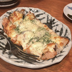 蕪屋 - ●寿司ピザ