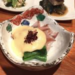 蕪屋 - ●ホタルイカ酢味噌
