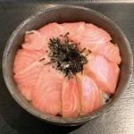 のっけ家 - 料理写真:本鮪頭肉丼 大盛り