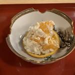 ゐのめ - 静岡の清見オレンジ 白和え