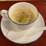 ゐのめ - ゴルゴンゾーラの茶碗蒸し