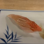 ゐのめ - 金目鯛