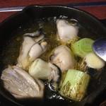 牡蠣バルまるいち - カキージョ