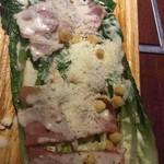 牡蠣バルまるいち - ロメインレタスサラダ