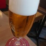 105527527 - ランチビール ドリンク変更