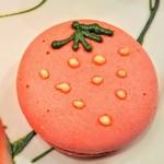 ショコラ リパブリック - 苺のマカロン