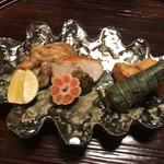 澤いち - 赤ムツと金目鯛