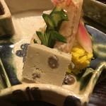 澤いち - 蟹の酢物