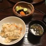 澤いち - 桜鱒の炊き込みご飯