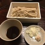 澤いち - 自家製の蕎麦