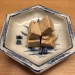 Sushitakao - 玄海産 真鰈の肝 塩蒸し焼き(承認済み)