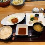 遊旬 こだま - 日替りランチ1,050円