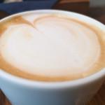 J.S. PANCAKE CAFE  - ホットカフェオレ