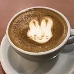 anthrop.Espresso&Comfort - カフェラテ
