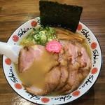 拉麺Shin. - 塩/780円(チャーシュートッピング)