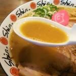 拉麺Shin. - 味噌/スープ