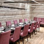 CRAFT BEER BREWING  - 団体用のテーブル席