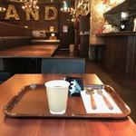 Pasta Mercato - セットのコーヒー