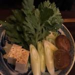 伊吹 - すき焼き 2人前 野菜