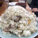 光栄軒 - 炒飯大盛
