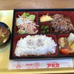 アミカ - 焼肉定食(780円)