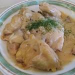 105542296 - チキンのクリーム煮 650円(税込)