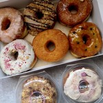 DUMBO Doughnuts and Coffee - テイクアウト8点