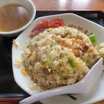 河津屋食堂 - チャーハン 700円。