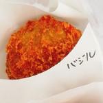 コロッケいまむら - 春野菜バジルコロッケ