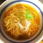 手打ち蕎麦 野和 - 料理写真: