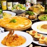 新宿 シュラスコ&チーズダイニング 肉バル ONE - 3480円コース料理