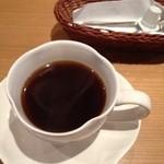 10555226 - 食後のコーヒー付き