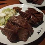 牛たん炭焼き 利久 - 料理写真:牛タン 1.5盛