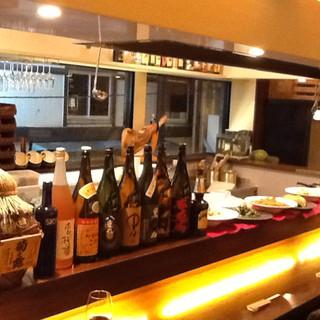 自然派ワイン・日本酒✖️創作料理フードペアリングで新しい発見