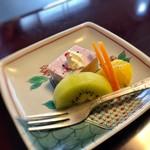 味長 - デザート(ランチ)
