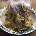 びいどろ - 皿うどん(690円)